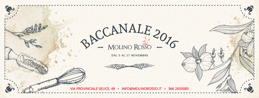 Baccanale 2016