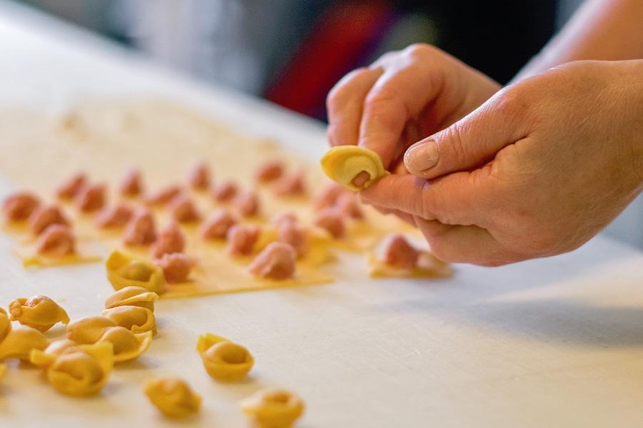 Molino Rosso | Pasta Fresca & Asporto