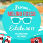 Estate 2017 in Piscina Molino Rosso